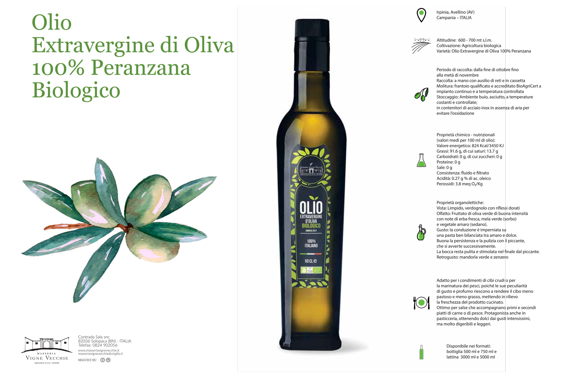 olio di peranzana